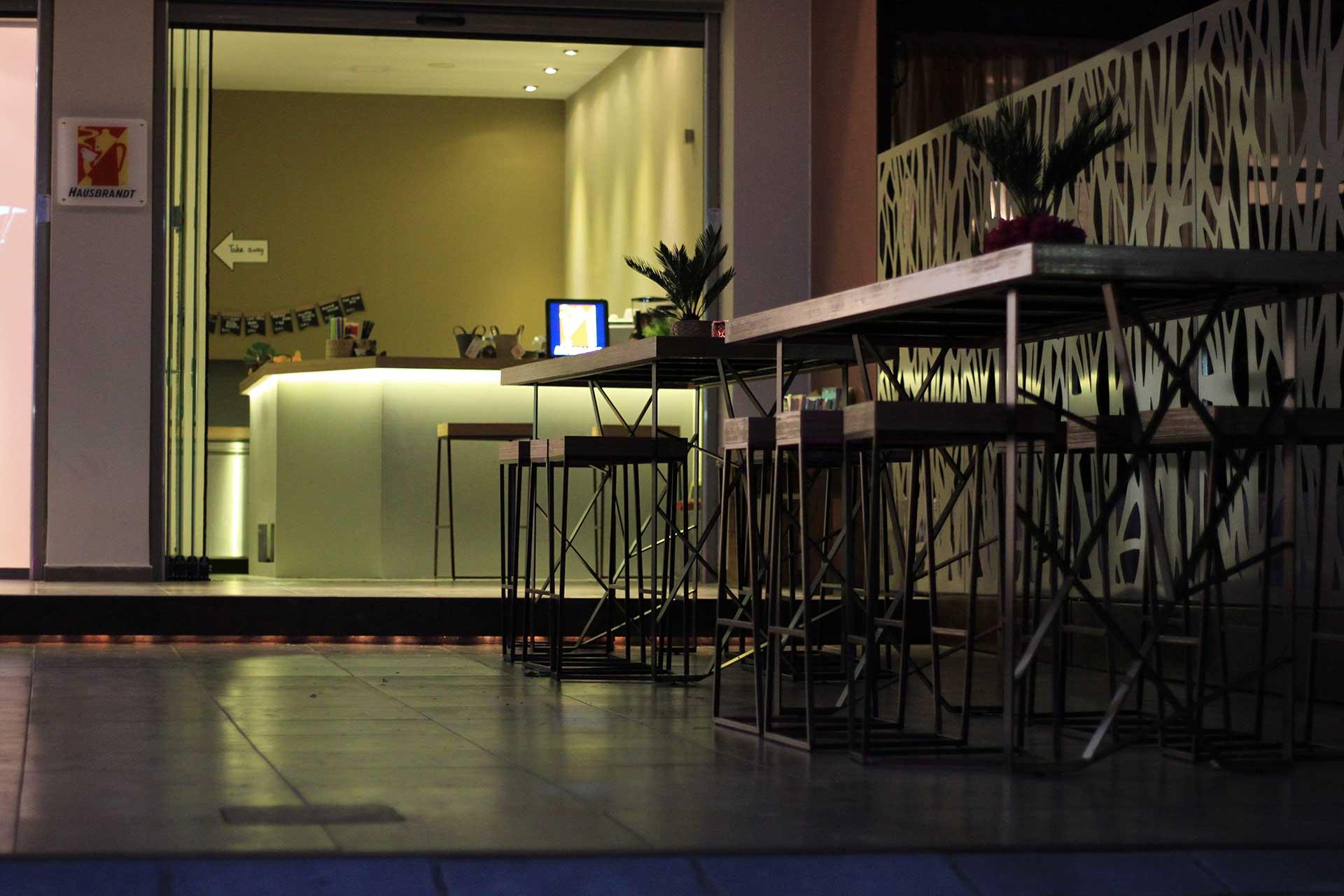 island - Cafe & Bar on Pefki, Artemisio, North Evia, Greece